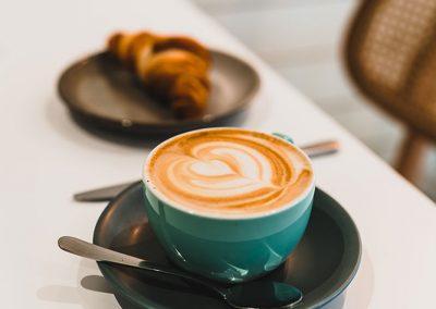 Coffee - Photo: Adam Sargent