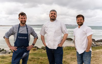 Celebrated St Ives chefs combine to launch pop-up dining experience