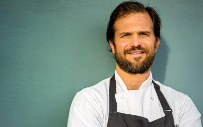 The Rockpool Beach Cafe Head Chef, Ryan Venning